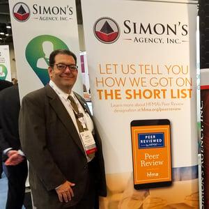 Simon's Agency on the Short List with Arne Salkin