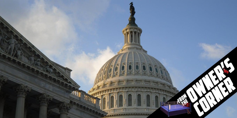 The Owner's Corner - US Capital Building - Washington, DC
