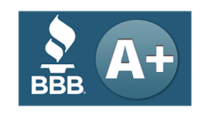 Simon's is Rated A+ by the Better Business Bureau