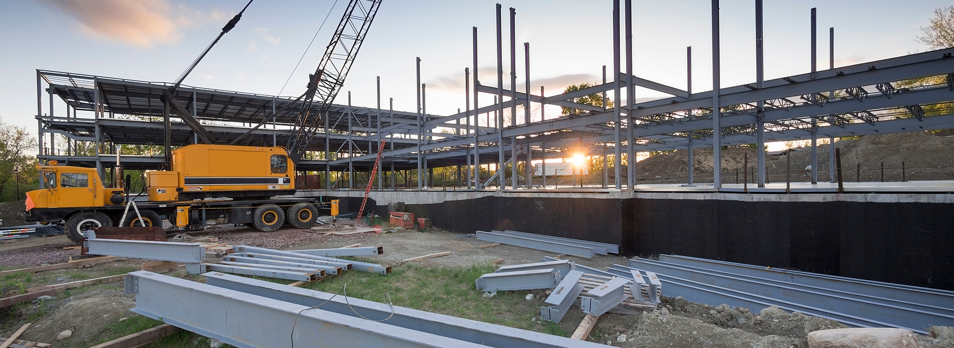 commercial collections for construction
