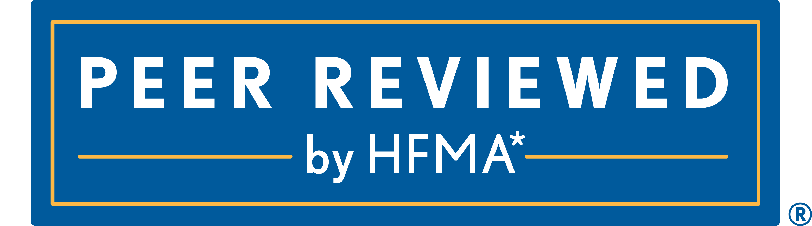 HFMA Peer Reviewed Debt Collection for Healthcare