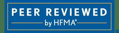HFMA Peer Review